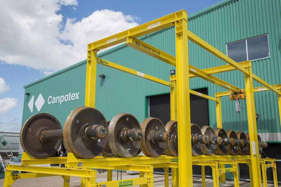 Canpotex Railcar Maintenance Facility